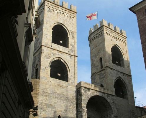 Genova Porta Soprana
