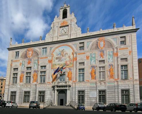 Palazzo San Georgio Genova