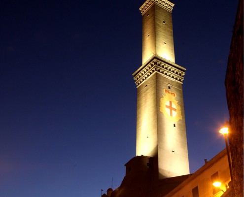 Lanterna Light Huse Genova