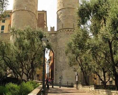 Le Torri di Porta Soprana Genova