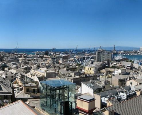 La Superba Historical centre Genova